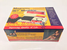 Dick Wicks Bio electric magnetic therapy machine