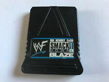 WWF Smackdown Playstation 1 Memory Card / PS1 / Blaze / 1MB