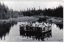 RPPC Manistique MI KITCH-ITI-KI-PI Springs Tourist Raft