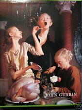 RARE - JOHN CURRIN The Complete Works Signed ART Book