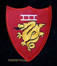 3rd Marine Amphibious Brigade MAB HAT PATCH MEU US MARINES MAGTF 3RD MAR DIV WOW