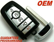 OEM 2017 2018 FORD FUSION REMOTE START KEY FOB SMART KEY CLICKER 164-R8149