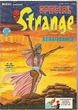 SPECIAL STRANGE N° 52 semic lug marvel comics spider-man