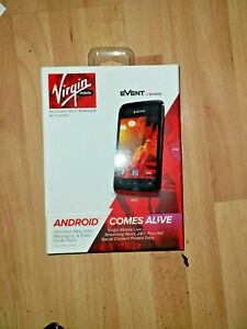 Virgin Mobile Kyocera Event Android Cell Phone Sealed In Package FREE SHIPPING!!