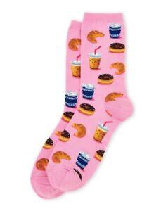 Hot Sox Women's Breakfast To Go Socks