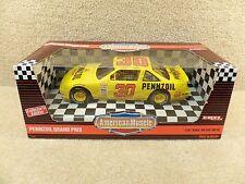 New 1992 ERTL American Muscle 1:18 NASCAR Michael Waltrip Pennzoil Grand Prix