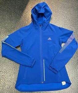BNWoT RRP £125 Women's jacket adidas Rise Up N Run Winter - Small