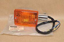NOS New Yamaha 1982 XV920 Front Turn Signal Light Flasher Blinker Assy