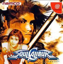 Sega Dreamcast Spiel - Soul Calibur 1 (mit OVP)(JAP IMPORT)