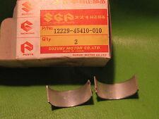 SUZUKI GSX750 82-83 GS650 GS750 GS750T CRANKSHAFT  BEARINGS OEM #12229-45410-010