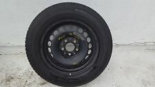 00-07 MERCEDES C-CLASS 15 INCH 195/65/R15 SPACE SAVER SPARE WHEEL TYRES 4.90mm