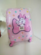 Minnie Mouse Pink Luggage 18