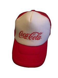 COCA COLA TRUCKERS CAP