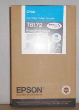 ORIGINALE Epson t6172 inchiostro Ciano per b-500dn b-510dn c13t617200 2018 B OVP