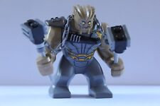 Marvel Super Heroes Cull Obsidian Infinity War Mini Figure Avengers Fit lego