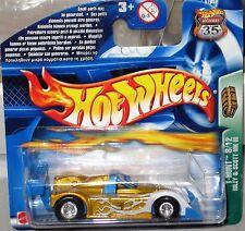 "Hot Wheels Treasure Hunt 2003 ""Riley & Scott MK II"" Super Modell Real Rider MOC"
