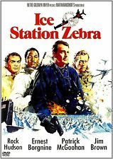 ICE STATION ZEBRA (1968 Rock Hudson)  - DVD - UK Compatible -  sealed