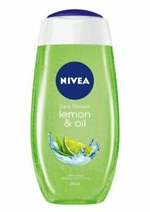 Shower Gel Of Lemon And Oil From Nivea Bath Care - 250 ml - Free Delivery Worldw