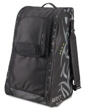 Grit Flex Hockey Tower 36 inch Wheeled Equipment Bag Black New