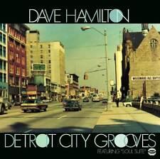 """Dave Hamilton - Detroit City Grooves Featuring """"Soul Suite"""" (CDBGPD 169)"""