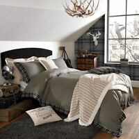 American Freshman SEATLE Cotton Authentic Designer Bedding Quilt Duvet Cover Set
