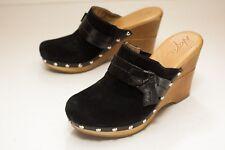 0e8925505b029 Suede Mule Heels Women's US Size 6   eBay