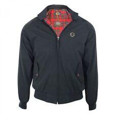 Abrigos y chaquetas de hombre negro talla L