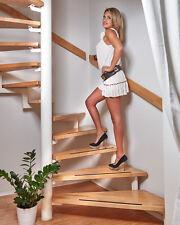 Anti Rutsch Streifen für Treppen und Stufen selbstklebend schwarz 18 Stück