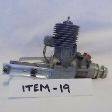 Model Airplane Gas Engine BYPAH on 1 Side Thumbs Up F2D on the Other USED No Box