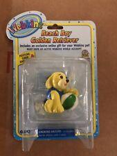 """Webkinz 3"""" Figur, Beach Boy Golden Retriever mit geheimen Online Code von ganz"""