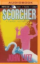Scorcher by John Lutz (2015, MP3 CD, Unabridged)