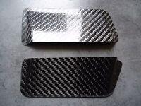 Pair Carbon Rear Lamp Protectors Escort MK2 Rally Race