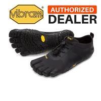 🔥VIBRAM FiveFingers V-ALPHA Black Men's Shoes 40-47EU V Alpha 8-12US - NEW!!!