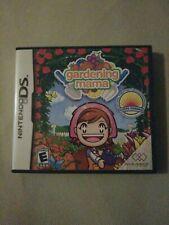 Gardening Mama (Nintendo DS, 2009)