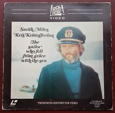 The Sailor Who Fell From Grace with the Sea - PAL - Laserdisc - Pre-Cert