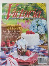 Bliss Victoria July 2021 Magazine Decorating, Traveling, Enterprising, Summer