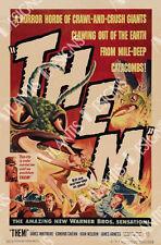 Them Movie Poster Fridge Magnet 2 x 3