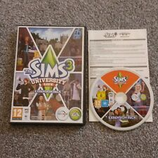 Les Sims 3 University Life Expansion Pack pour PC DVD ROM/MAC