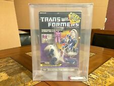 TRANSFORMERS HASBRO G1 RIPPERSNAPPER TERRORCONS 1987 NEW SEALED AFA 75 VERY RARE