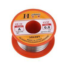 Tin Le Solder Core Flux Soldering Welding Wire Spool Reel 0.8mm 63/37 N3