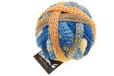 Edition 6 Schoppel 50g 100 wolle Merino Farbverlauf FB 2333 Ipanema Beach