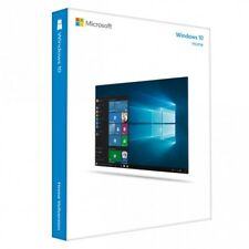 Windows 10 Home 32 & 64 Bit - New - Full Version - Download