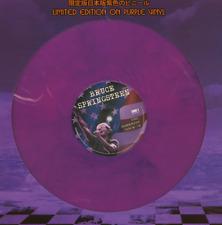 Bruce Springsteen - The Darkness Tour 78' PURPLE VINYL LP JAPAN EDITION SCVNY030