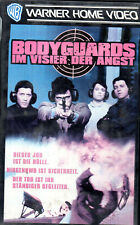 VHS Kassette Video - Bodyguards im Visier der Angst 1995