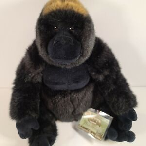 Ganz Webkinz Signature SE3003, Western Lowland Gorilla, Code Attached unused NEW