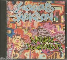 LUSCIOUS JACKSON - Natural ingredients - CD 1994 COME NUOVO