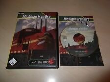 MICHIGAN IRON ORE - MICROSOFT TRAIN SIMULATOR ADD-ON BY MAPLE LEAF TRACKS