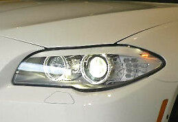 BMW F10 5-Series Genuine Left Bi-Xenon Adaptive Headlight 528i 535i 550i NEW!!