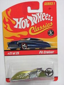 Hot Wheels Série Classique 1 #21/25 Fosse Cruiser Jaune