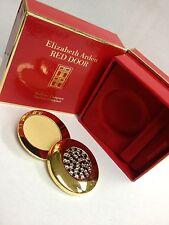 Elizabeth Arden Red Door Parfum Compact 3.2 G New In Box with Pouch